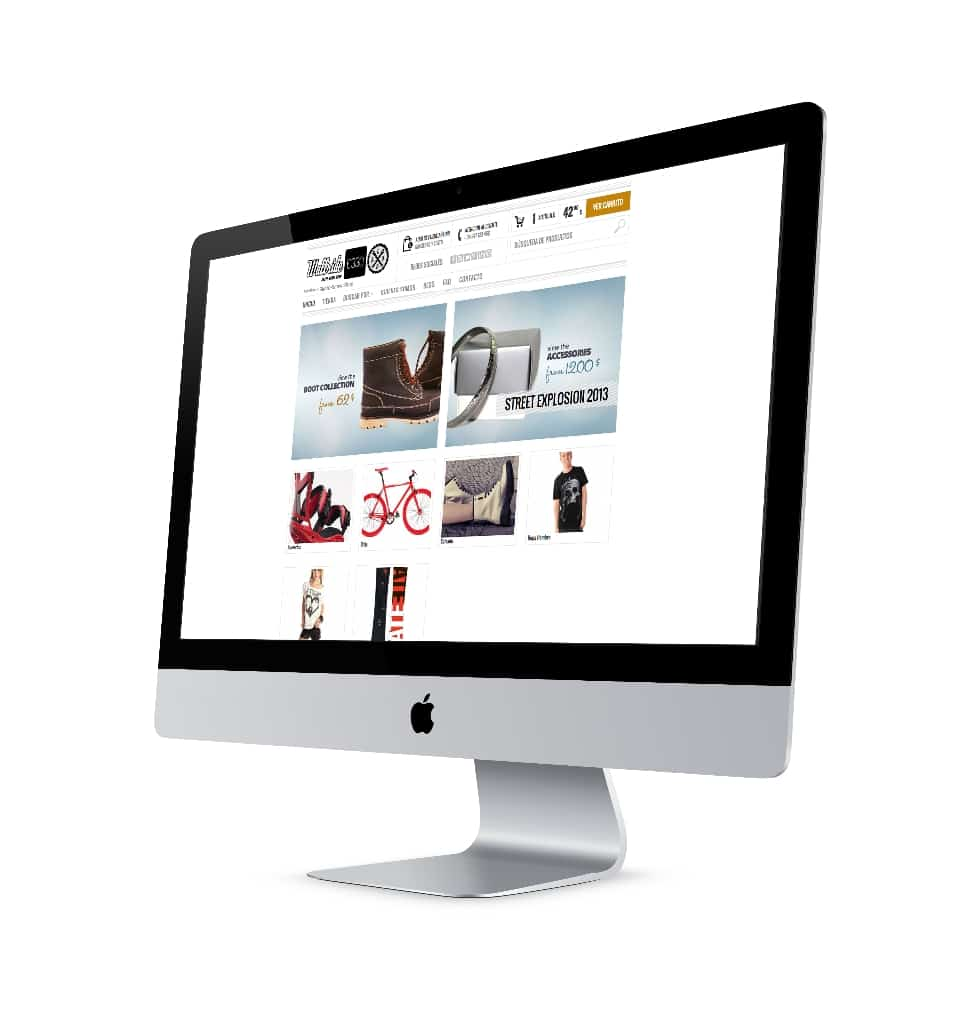 E330 Wallride - Portal de venta online