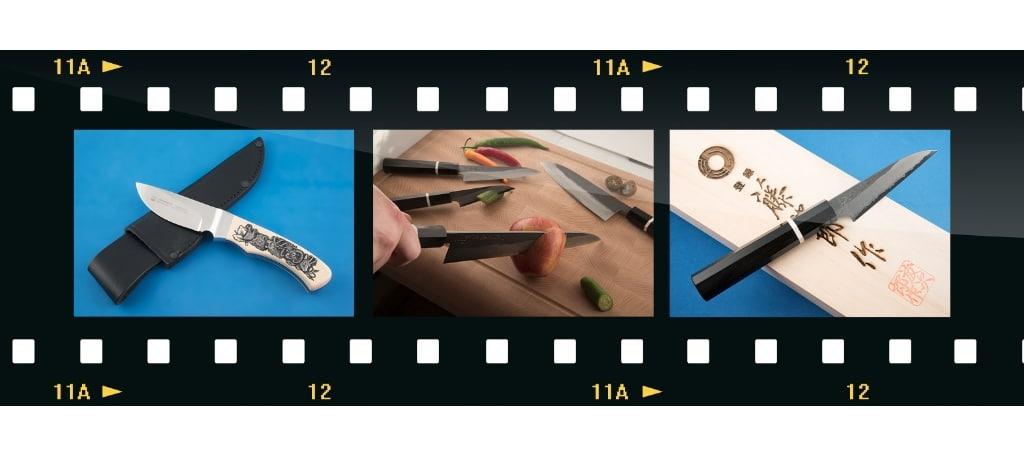 Cuchillería Simón - Fotografía de producto